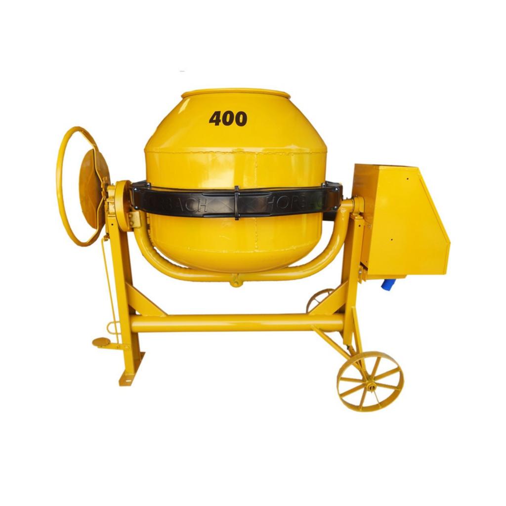 Betoneiras 400 litros